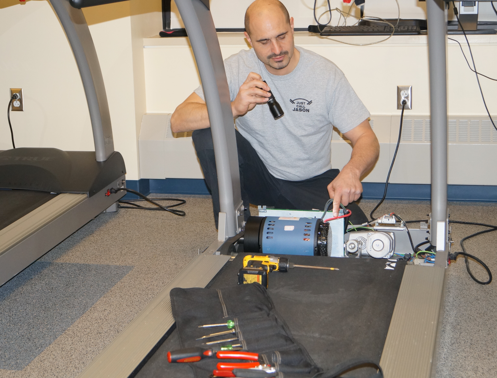 Treadmill-Repair